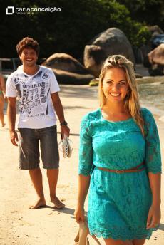Thiago e Fernanda