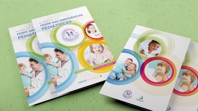 Pocket book de Pediatria da Sanofi