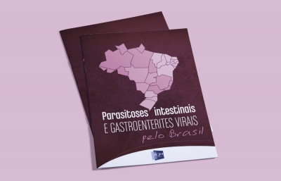 Parasitose e vírus gastrointestinais pelo Brasil