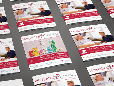 Revista Hospital Pharma | Capas