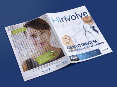 Revista HInVolve | Capa aberta