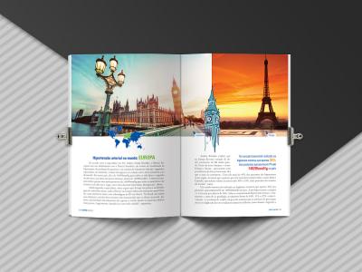 Livro Hipertensão pelo mundo; parte da Europa