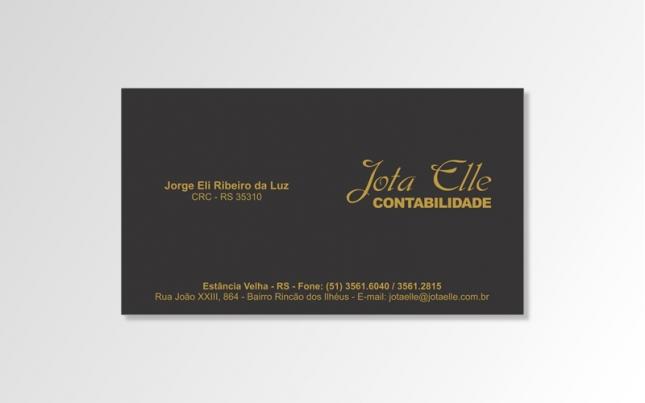 (Cartão de visita) Jota Elle