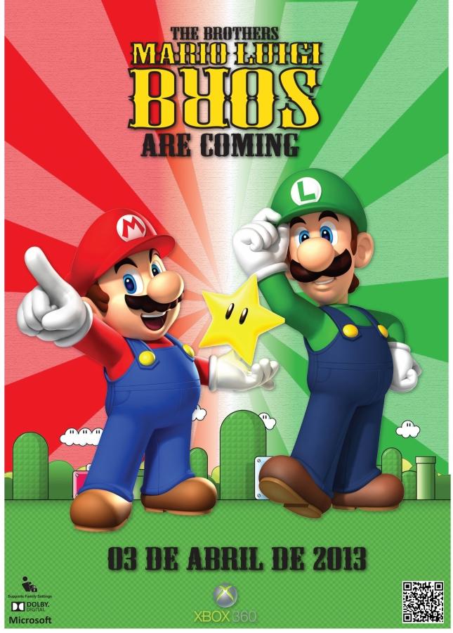 criação do poster para o jogo