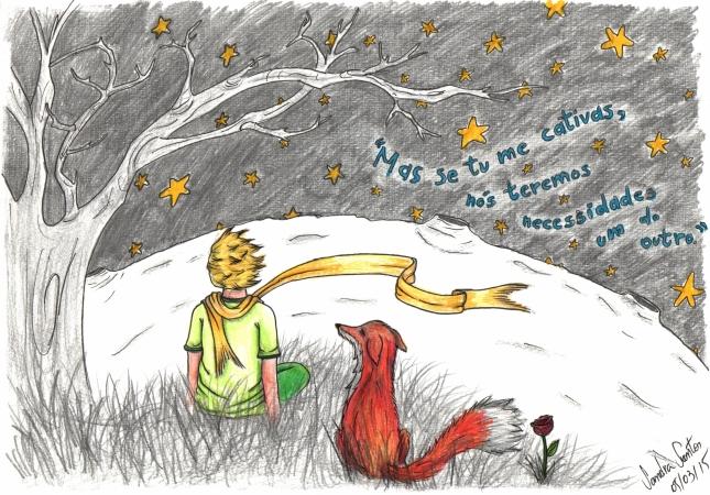 O Pequeno príncipe - Livre - 04-03-15