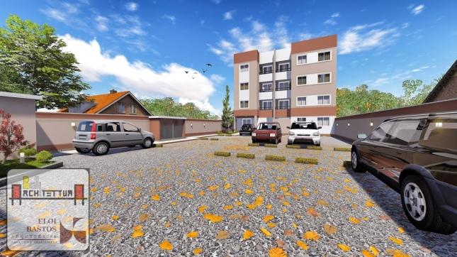 Edifício Popular (Residencial Henriqueta Alge)