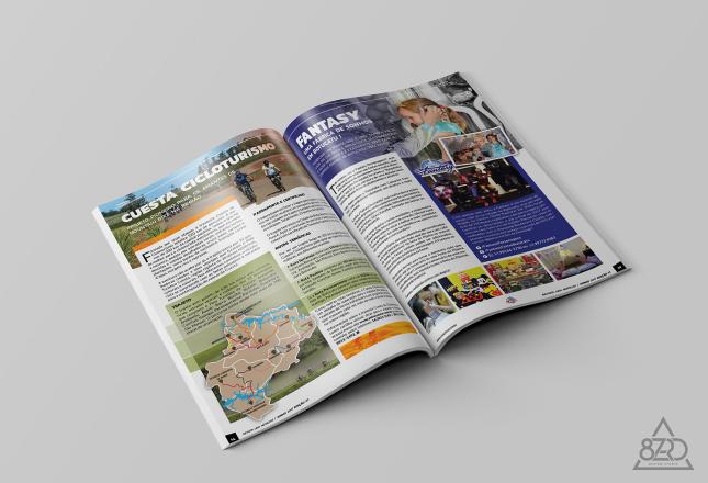 Revista LN Edição 01 - Matérias