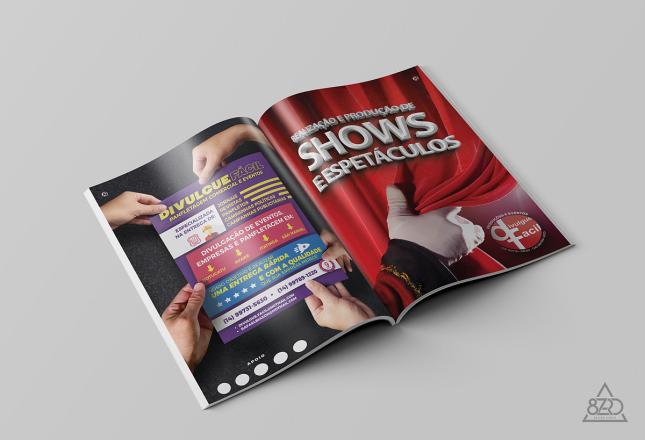 Anuncio Revista | Cliente: Divulgue Fácil