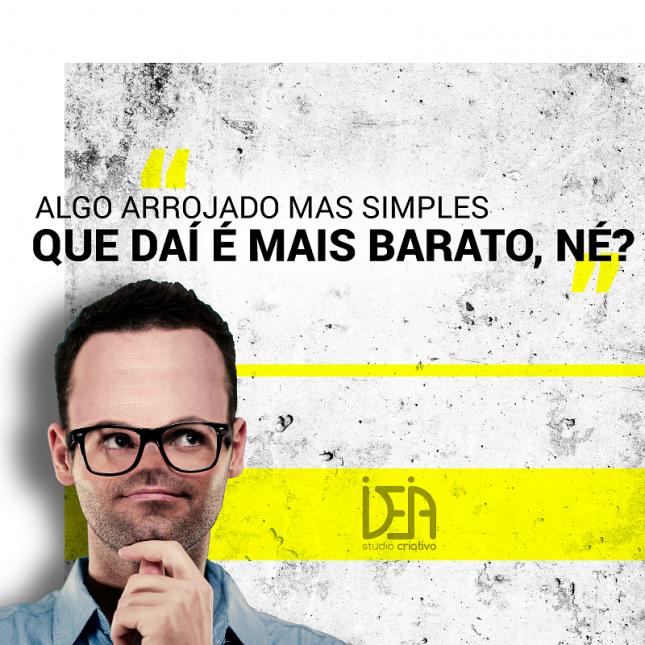 Campanha     Ideia Studio Criativo