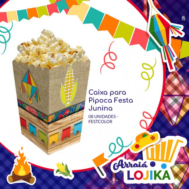 Campanha Festa Junina   Cliente: Lojika