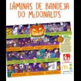 MCDONALDS TRAY LINERS