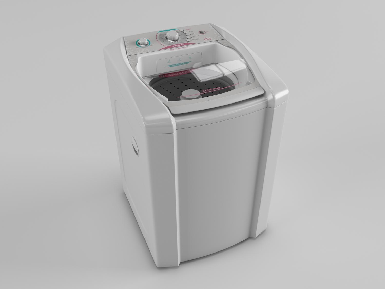 lavadora colormaq