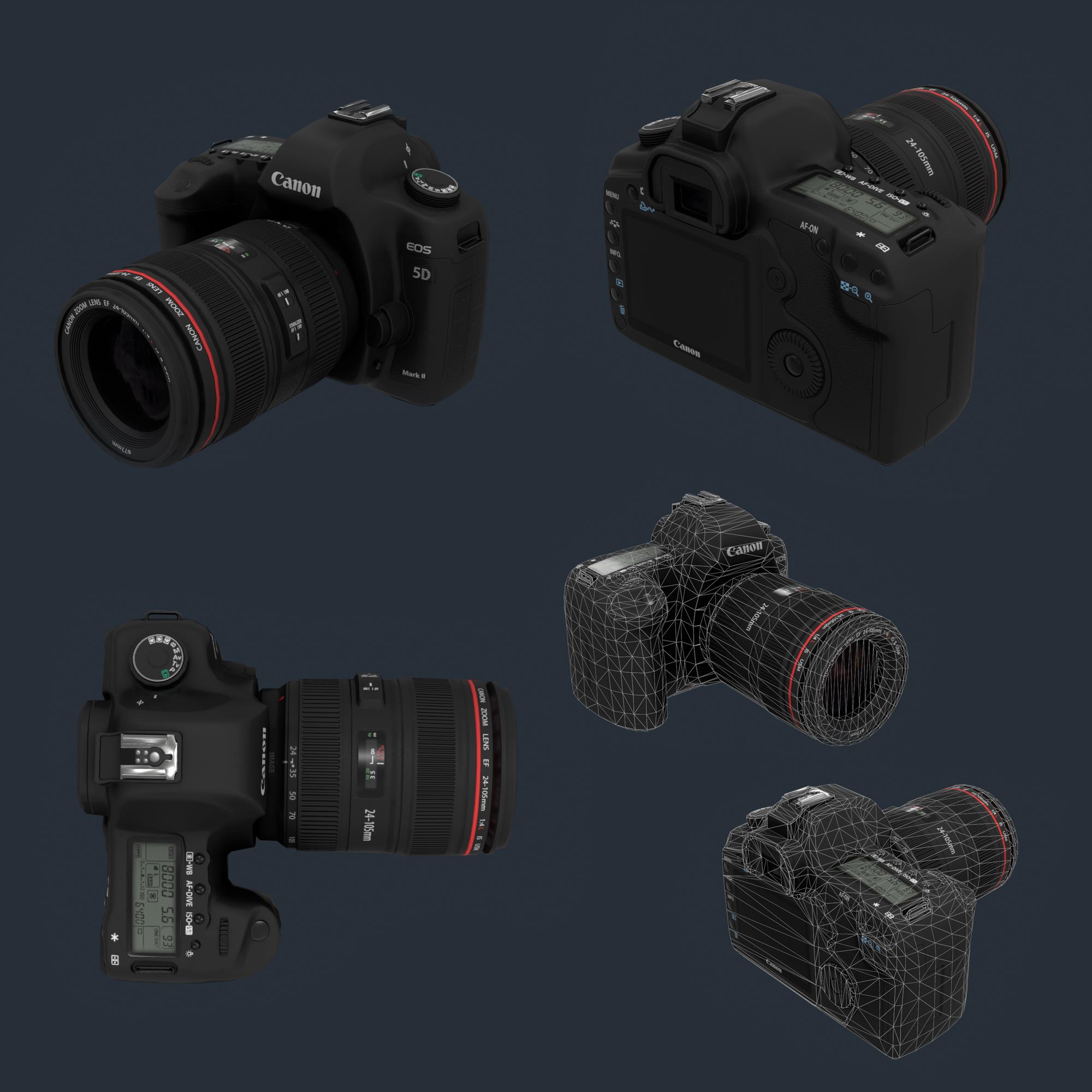 Imagens renderizadas em tempo real com o Marmoset toolbag 3