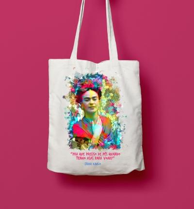 Estampa frase Frida Kahlo