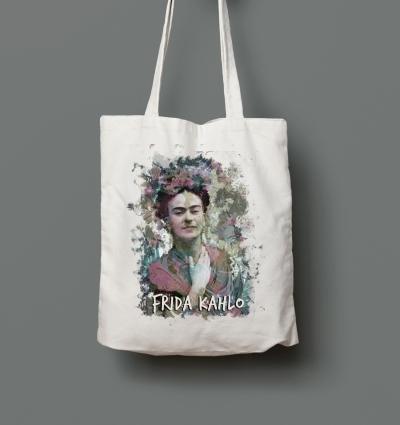 Estampa Frida Kahlo