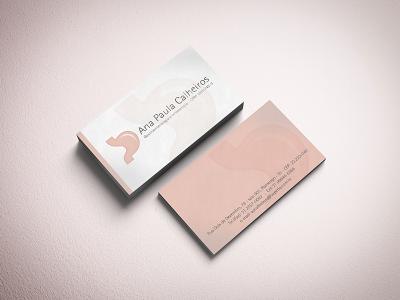 Dra. Ana Paula Calheiros | Cartão de visitas