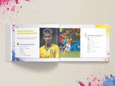 A Copa e suas lesões   Conteúdo sobre a lesão de Neymar