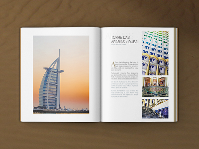 Os Caminhos de Dubai | Conteúdo