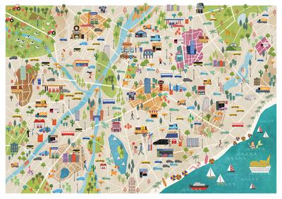 Mapa Sodexo