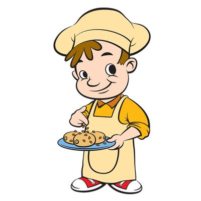Personagem para produtos Bricco Bread