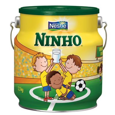 Lata Ninho - Edição Copa do Mundo