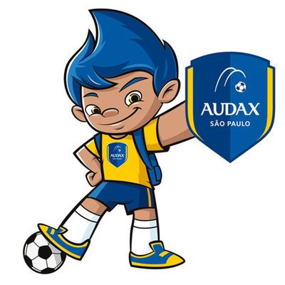 Mascote para time Audax - Pão de Açucar