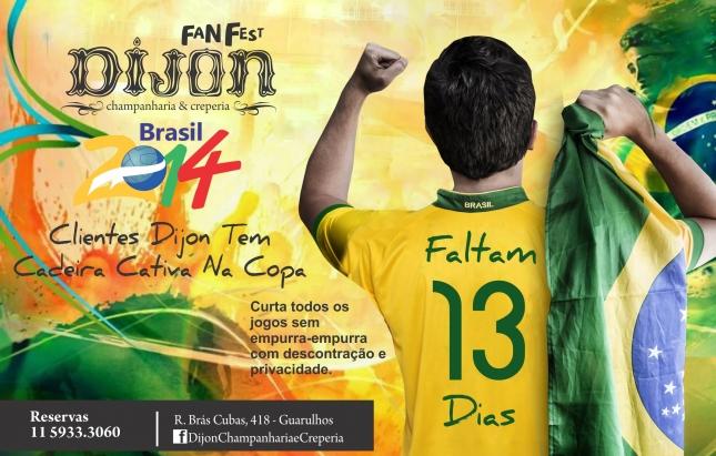 Cliente Dijon  |  Campanha Copa 2014