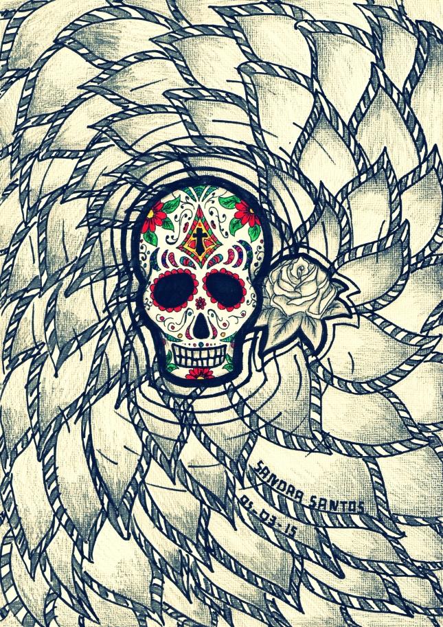 Caveira mexicana - Livre - 05-03-15