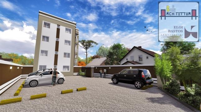 Edifício Popular (Residencial Salgueiro)