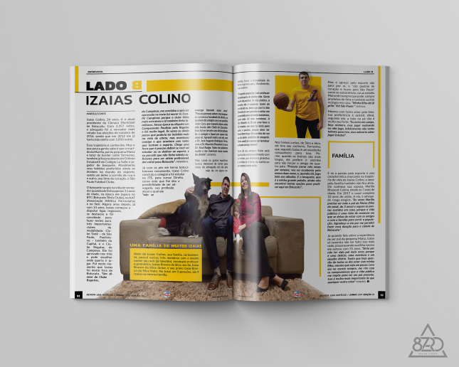 Revista LN Edição 01 - Matéria