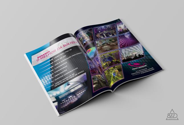 Anuncio Revista | Cliente: Ronasom
