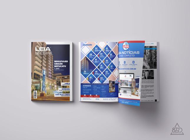 Revista LN Edição 01